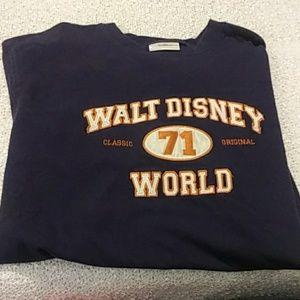 Dark blue Disney Tshirt